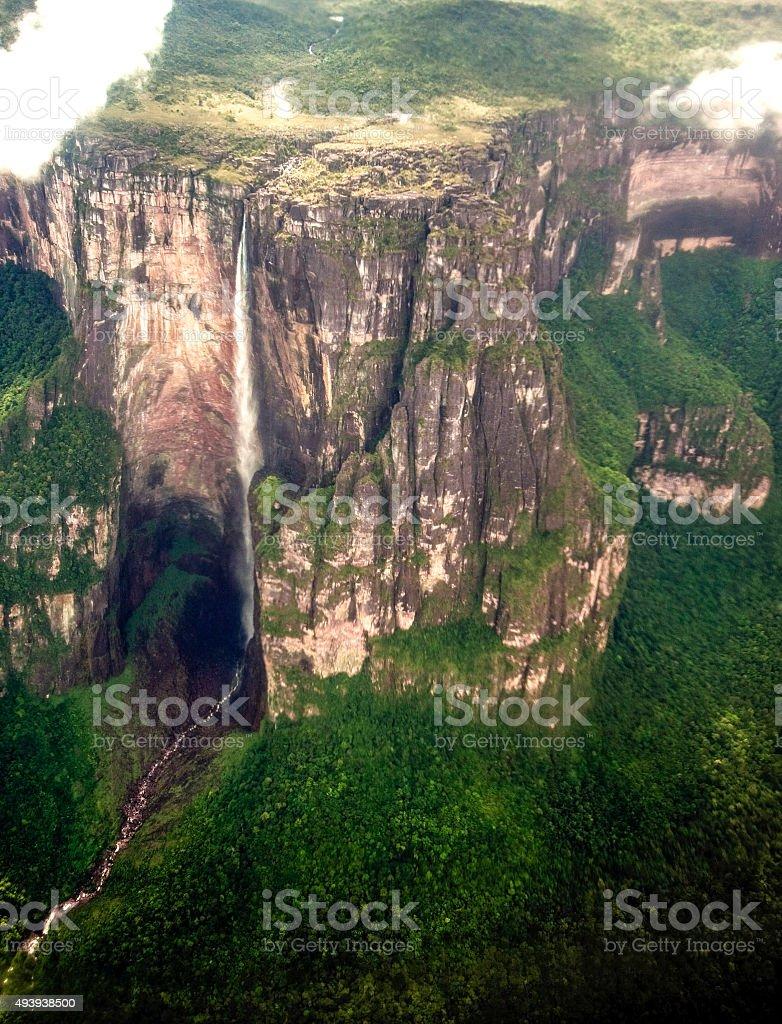 Angel's Falls stock photo