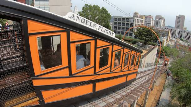 Angels Flight Los Angeles – Foto