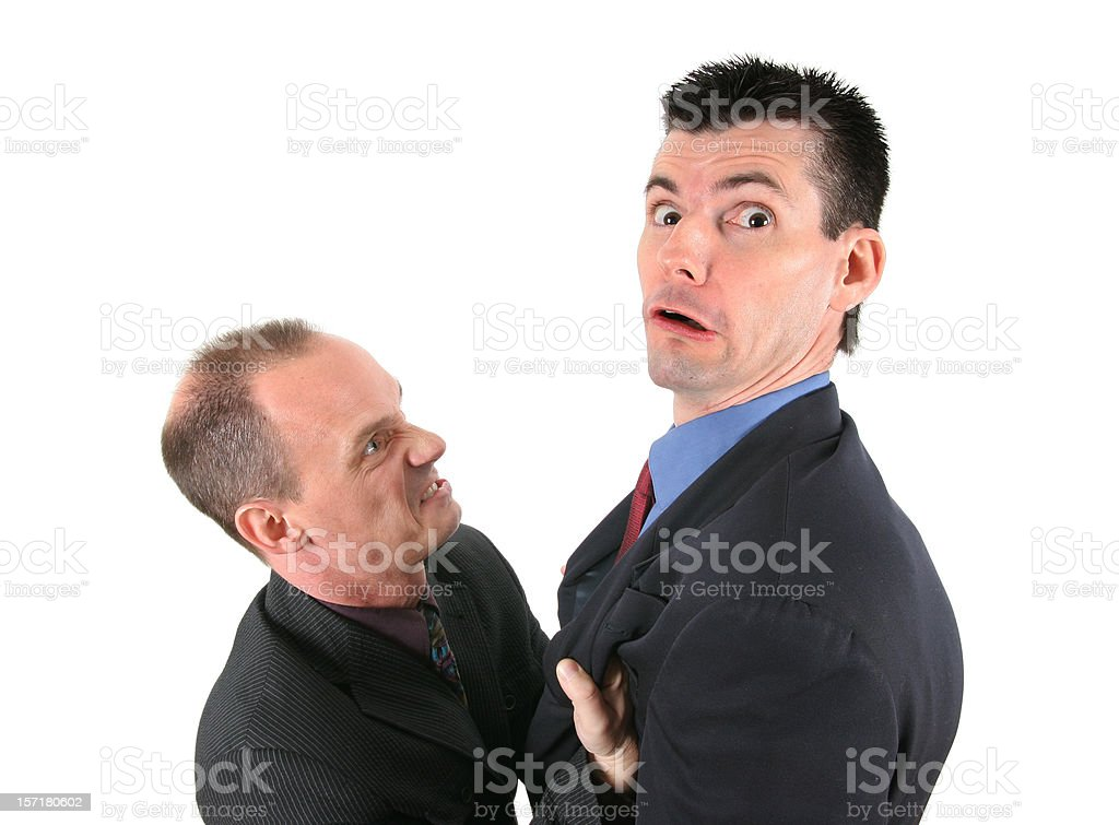 Anger Management royalty-free stock photo