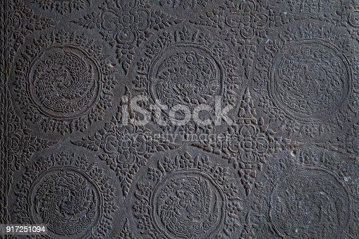 Angkor Emboss murals