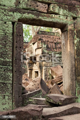 478956028 istock photo Angkor Ruins 158428851