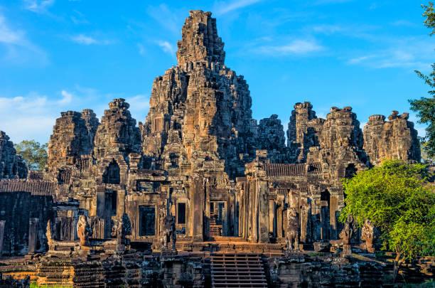 Angkor Vat Tempel Kambodschas, auch genannt Onkel Tom. – Foto