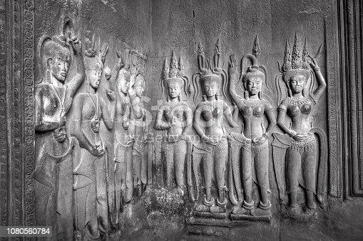 1147569123istockphoto Angkor Wat, Angkor Thom, Siem Reap, Cambodia. 1080560784