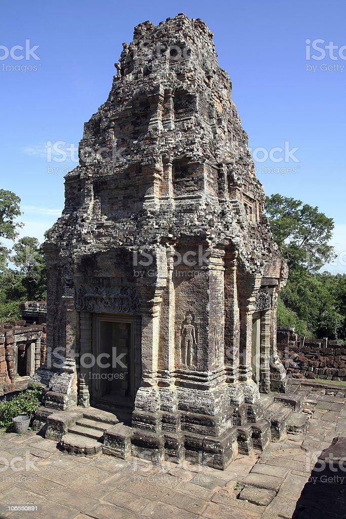 Angkor Wat - Cambodia royalty-free stock photo