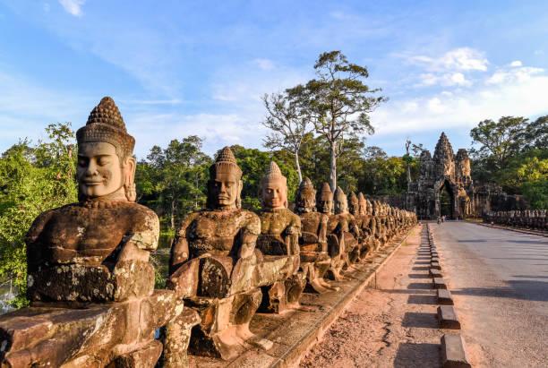 Angkor Wat, Kambodscha  – Foto
