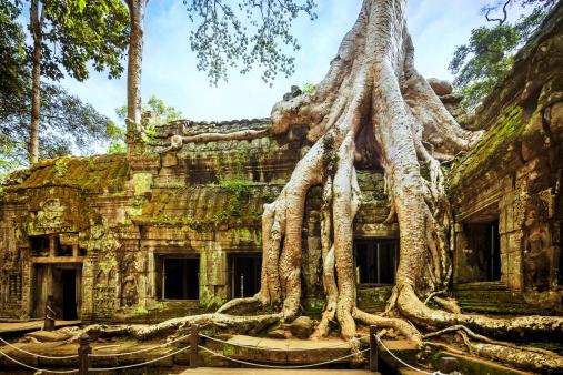 istock Angkor Wat, Cambodian Temple 172450012