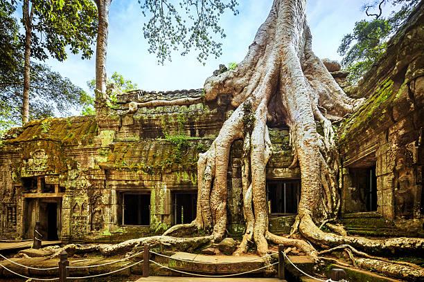 Angkor Wat, Kambodscha-Tempel – Foto