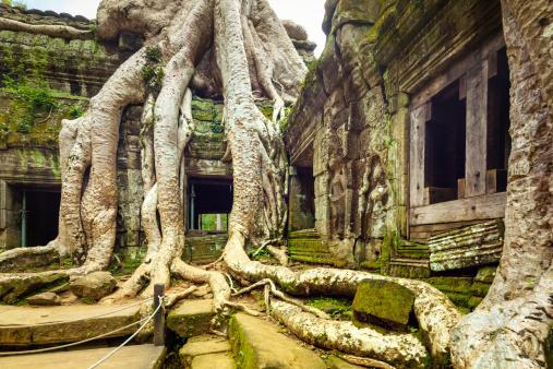 istock Angkor Wat, Cambodian Temple 172472049