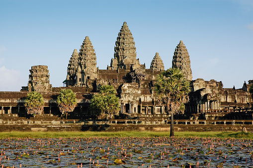 istock Angkor Wat 183048347