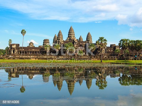 istock Angkor Wat 531614005