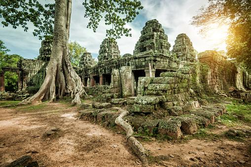 istock Angkor Wat, Siem Reap, Cambodia 585499144