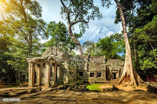Angkor Wat temple, Angkor, Siem Reap Province, Cambodia