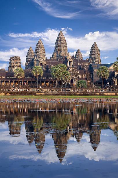 Angkor Wat Tempel in Kambodscha – Foto