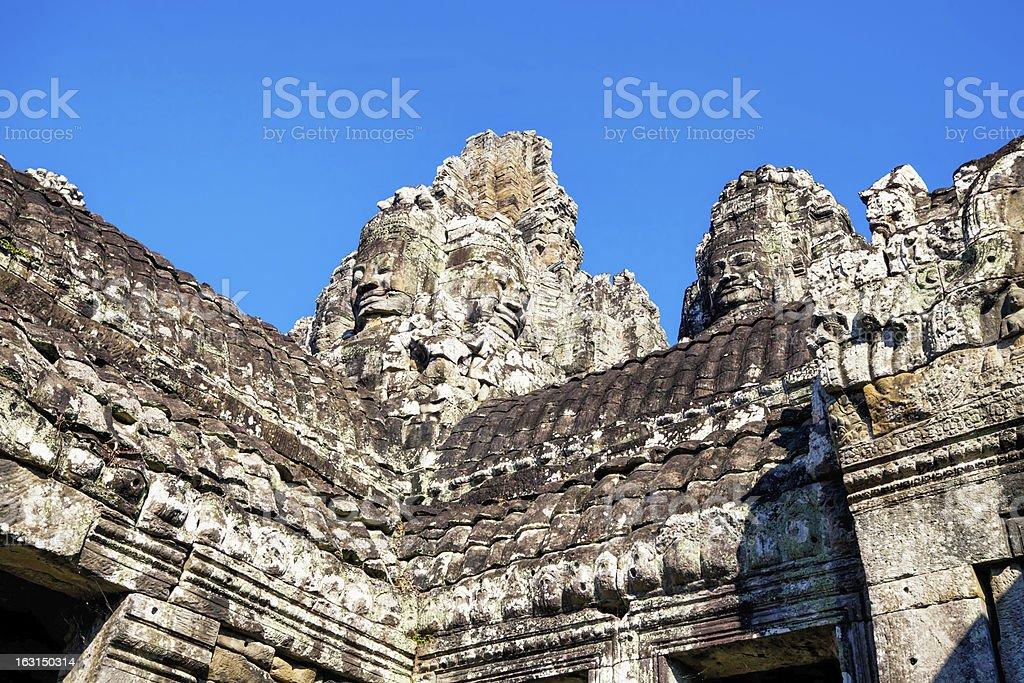 Angkor Wat Temple royalty-free stock photo