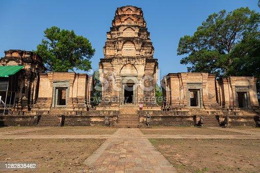 istock Angkor Wat Temple, Siem Reap, Cambodia 1282838462