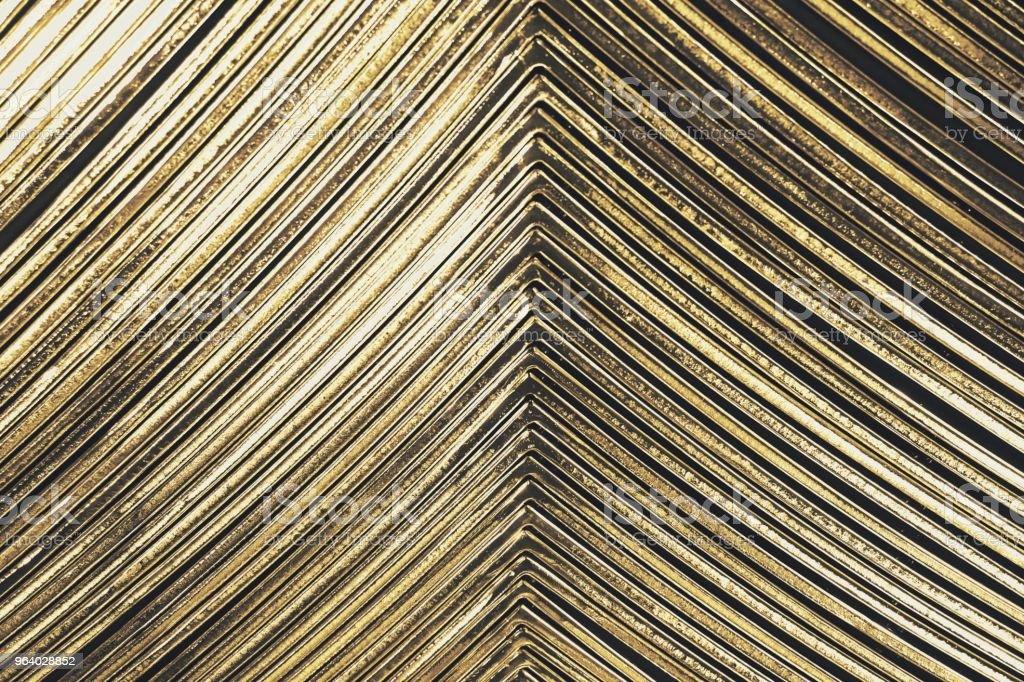 angle metal texture - Royalty-free Aluminum Stock Photo