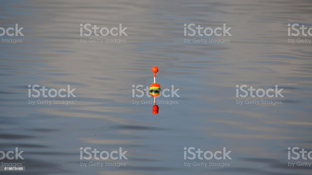 Anglerpose stock photo
