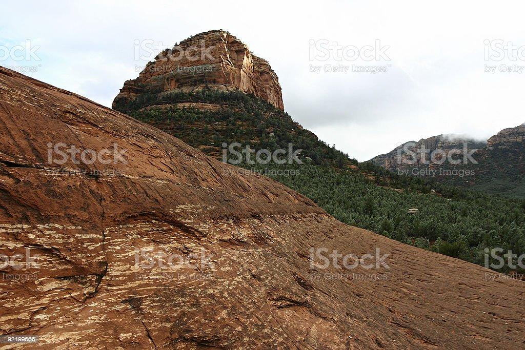 angles in sedona royalty-free stock photo