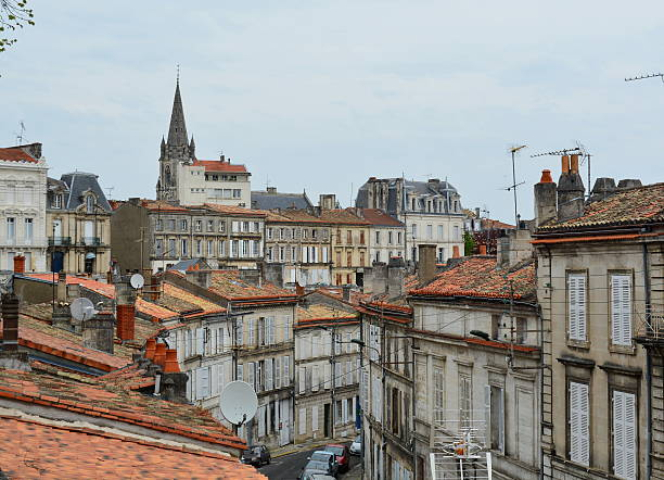 Angouleme city, France, East rampart. - Photo