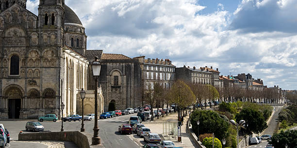 Angoulême vieux quartier - Photo