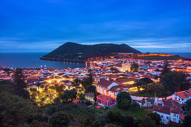 Angra do Heroísmo auf Terceira (Azoren) – Foto
