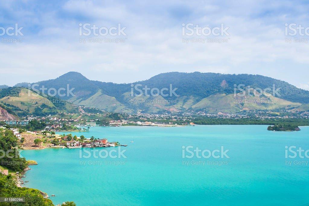 Angra dos Reis stock photo