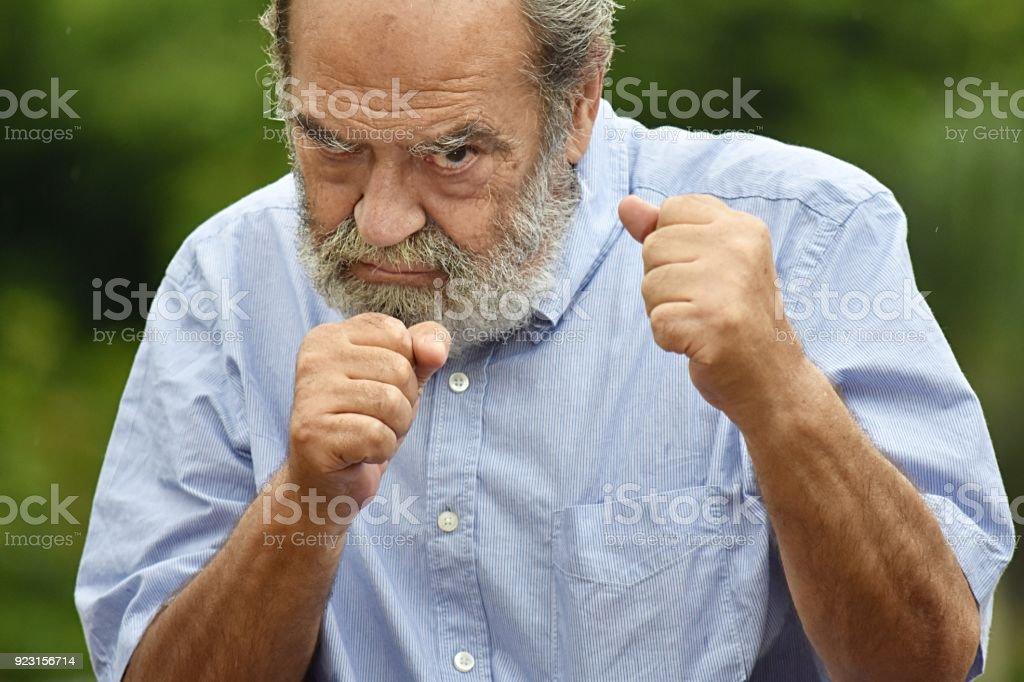 Hairy Old Grandpas