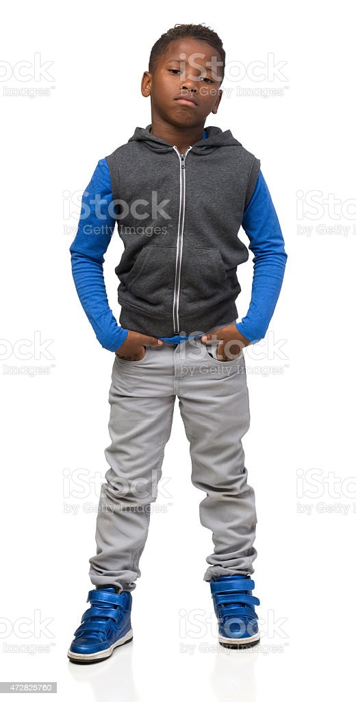 Angry Boy Standing Stock Photo Amp More Pictures Of 2015