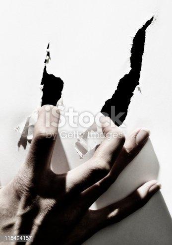 istock angry hand 115424157