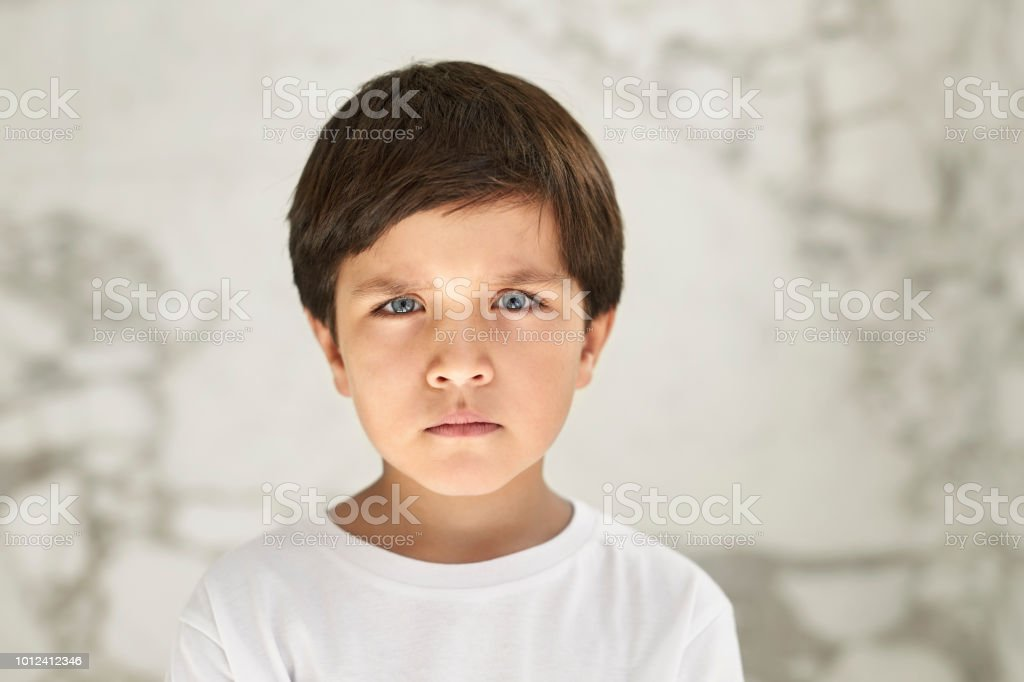 Angry little dude – zdjęcie