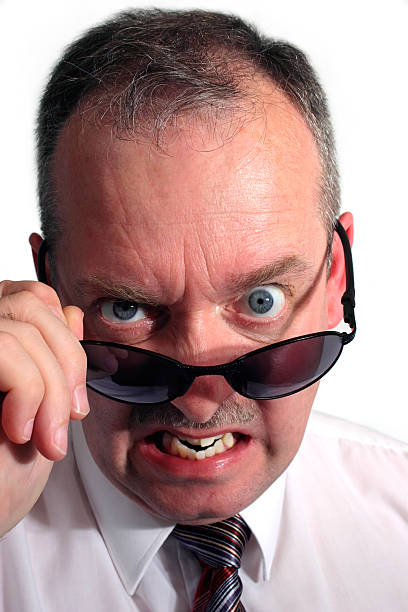 Angry A man is angry about something. antagonize stock pictures, royalty-free photos & images