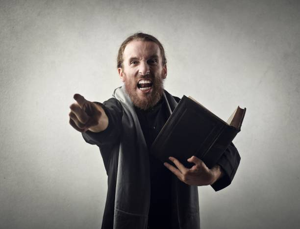 Image result for angry preacher