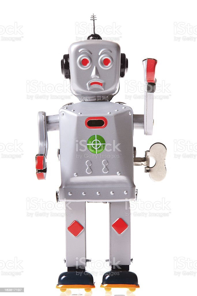 Wütende Roboter – Foto