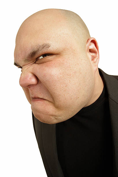 Ugly Bald Men Stock Photos, Pictures & Royalty-Free Images