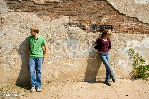 171581046istockphoto Angry Teen Couple 92064775