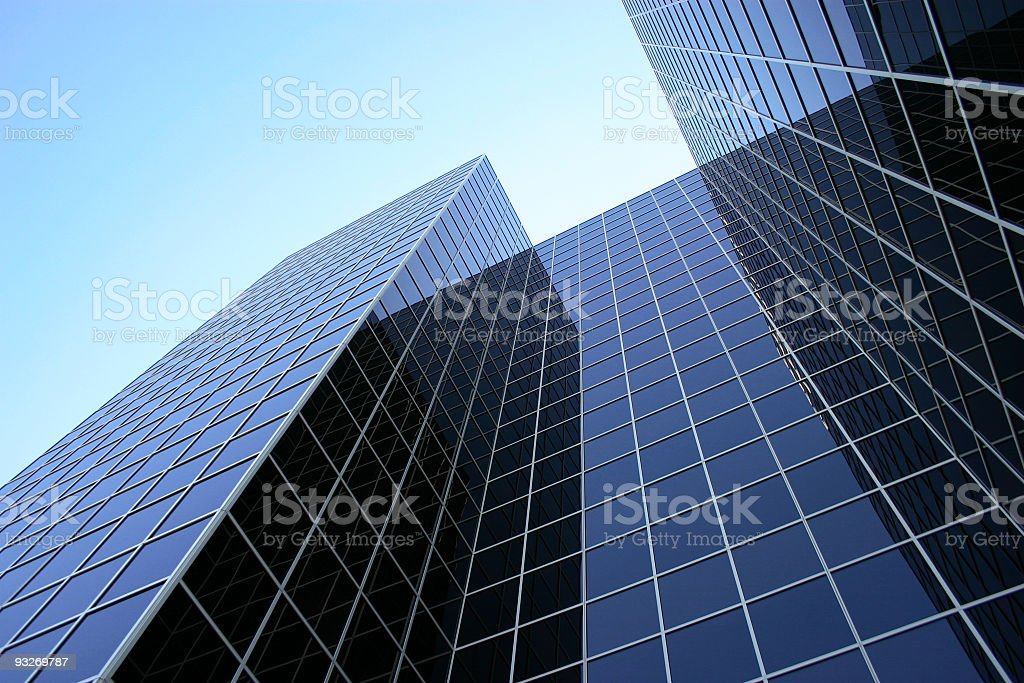 Angular Architecture #1 royalty-free stock photo