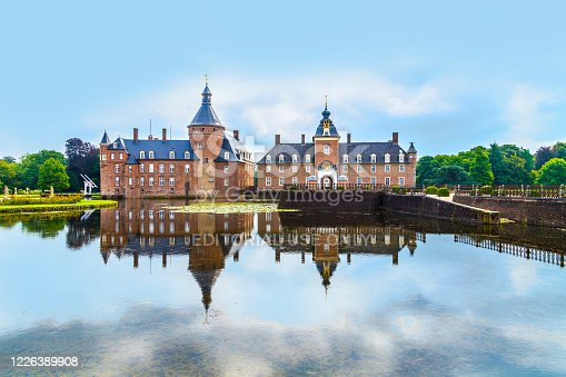 istock Anholt Castle in Germany 1226389908