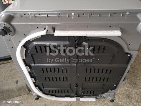 istock Animal prevent or prevent rat under washing machine 1270526562