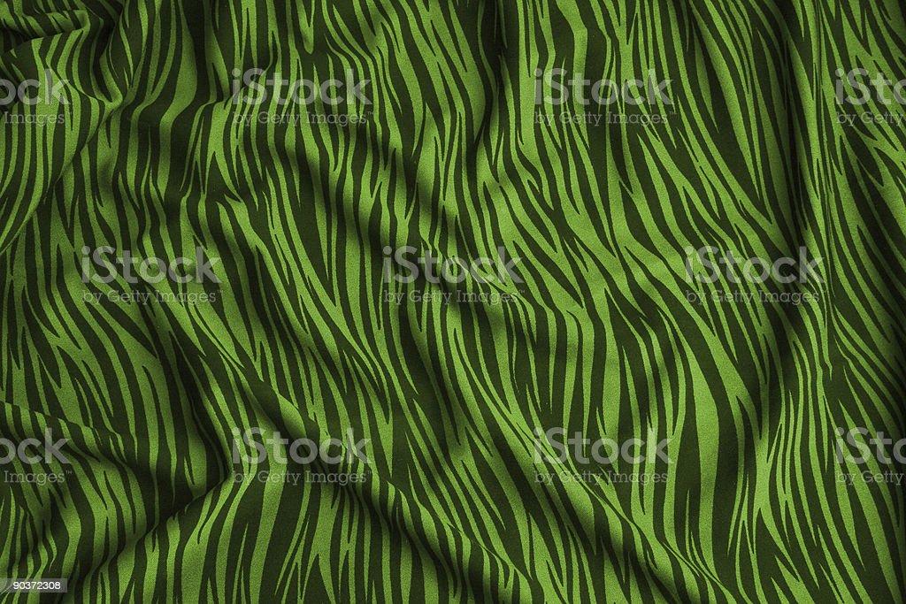 Animal print on fabric royalty-free stock photo