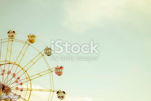 Animal type of Ferris wheel