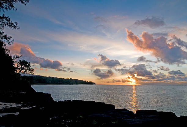 Anini Sonnenuntergang – Foto