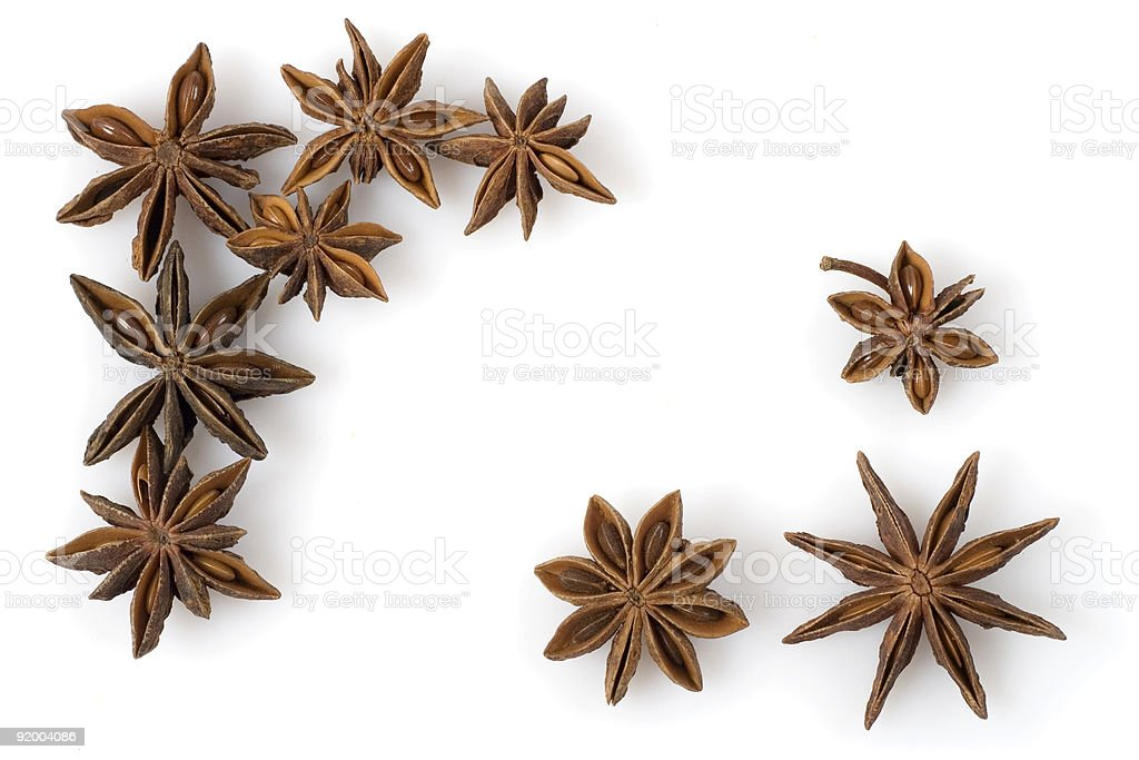 Aniseed royalty-free stock photo