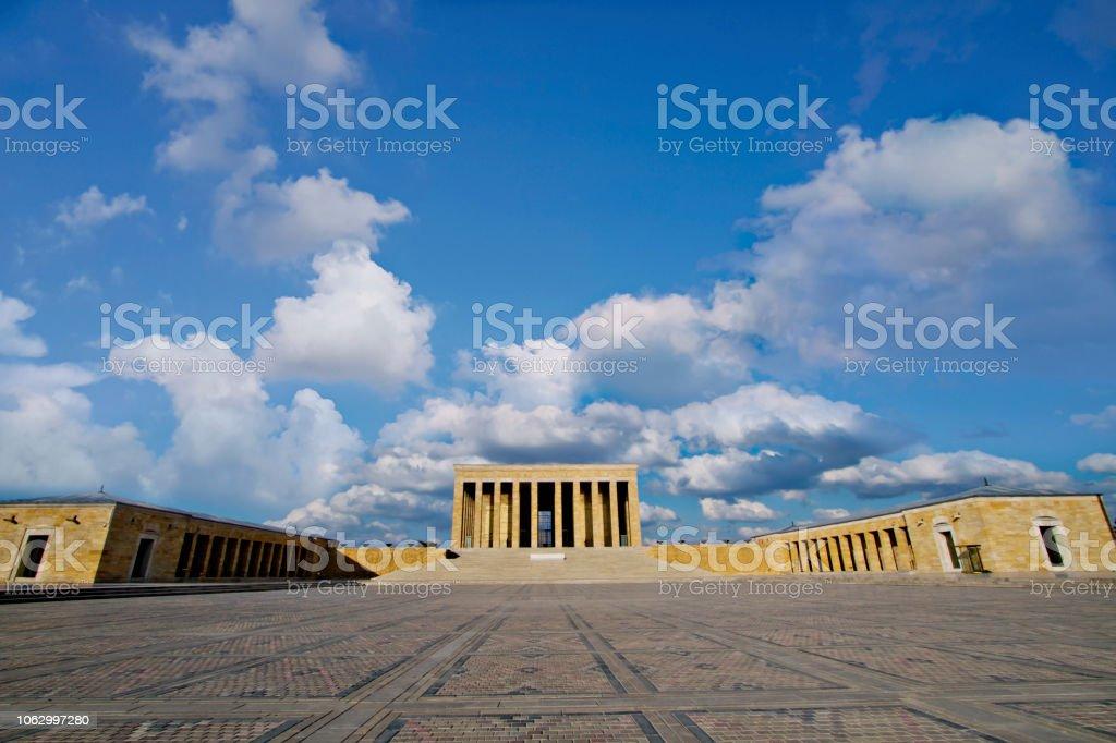 Anitkabir - Anıtkabir stok fotoğrafı