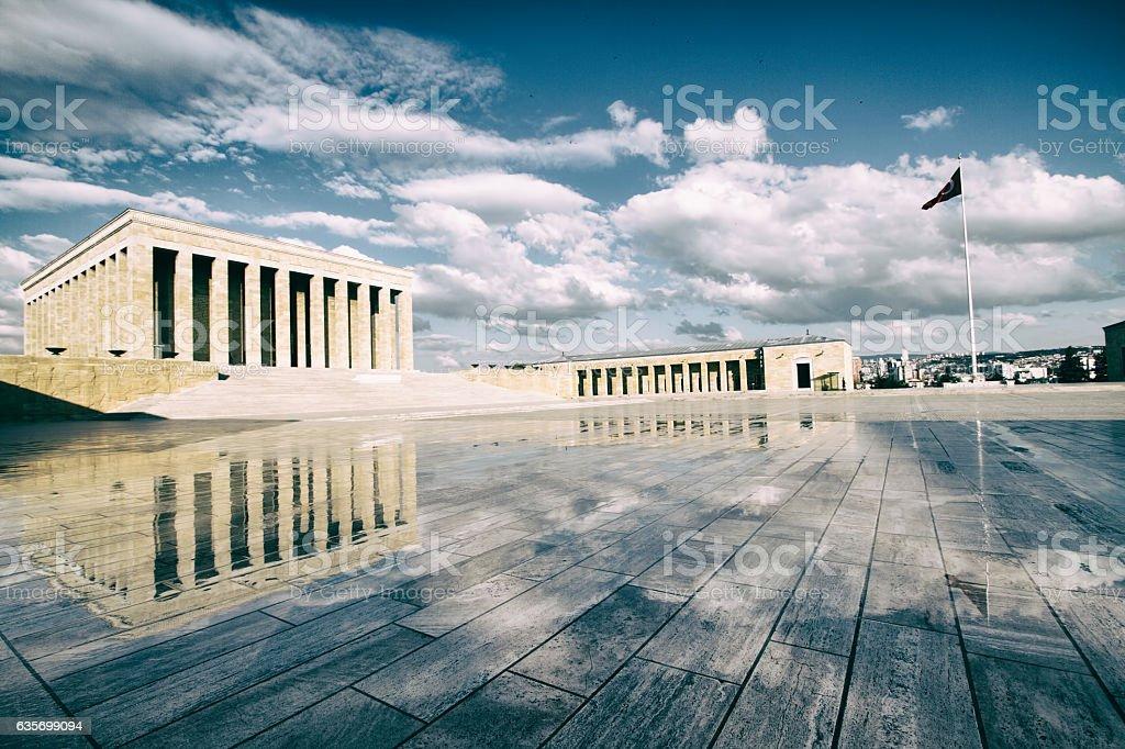 Anitkabir Atatürk-Mausoleum  – Foto
