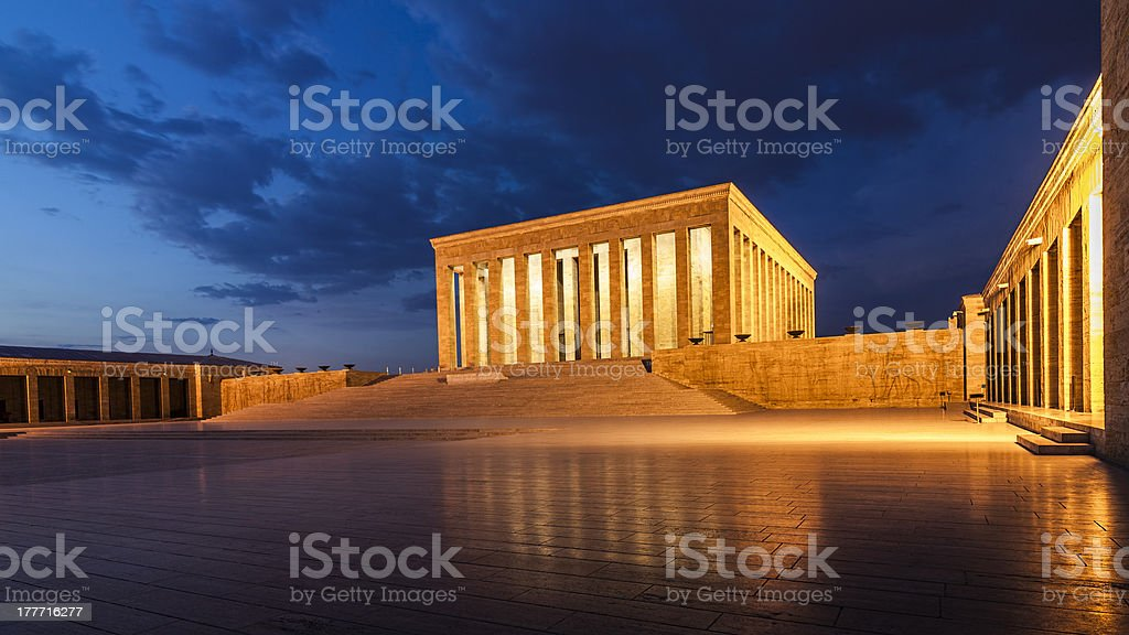 Anitkabir stock photo