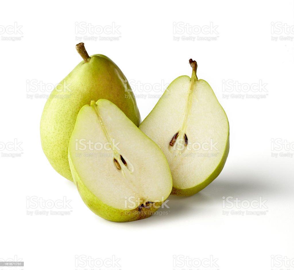 Anjou Pears stock photo