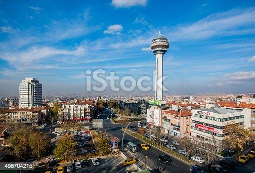 Ankara is Capital of Turkiye (TR)