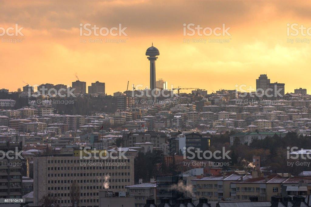 Ankara, die Hauptstadt der Türkei – Foto