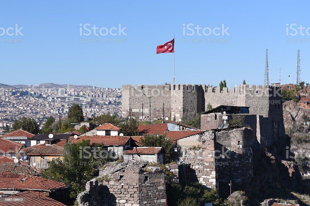 Ankara stock photo