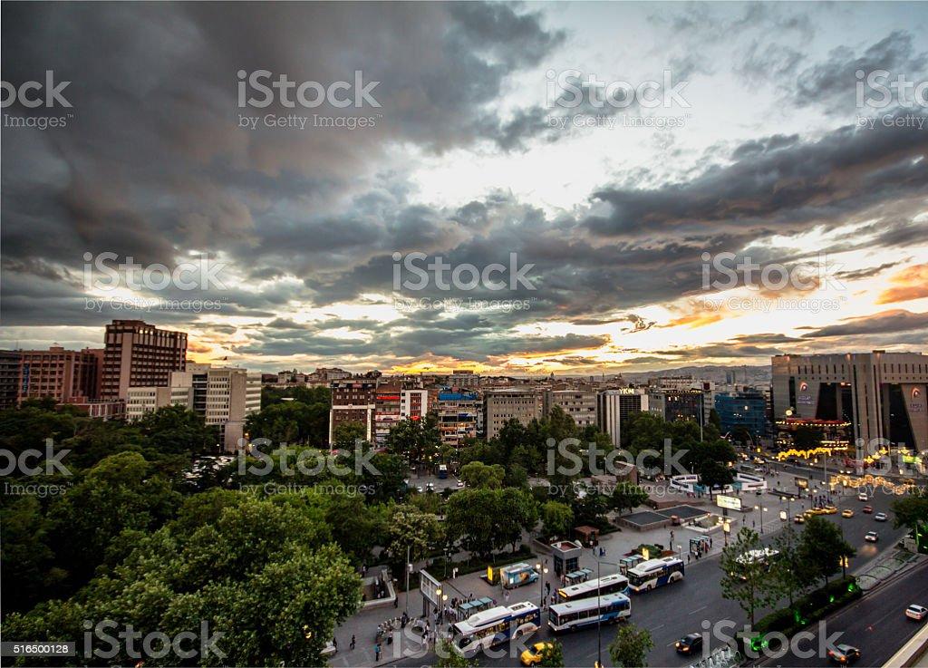 Ankara - foto de stock